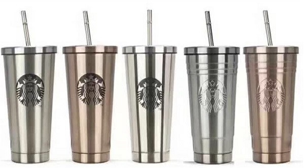 Термостакан Starbucks Stainless Steel Cup 473 мл