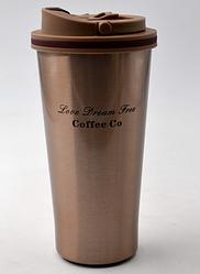 Термокружка BN-38 (0,5 л) термос кружка компактна удобна для питья