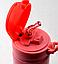Термокружка детская BN-37 0,5 л с котятами термочашка с трубочкой термос поилка, фото 4