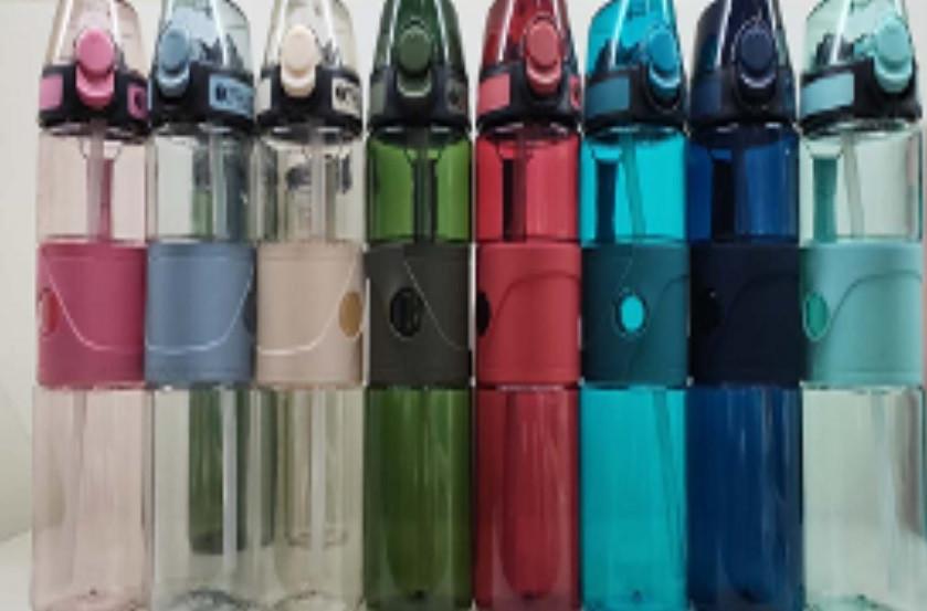 Бутылка для воды 500ml шейкер 500 мл удобная практичная фляга
