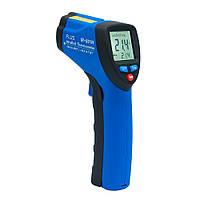 Інфрачервоний термометр - пірометр Flus IR-801H (-50...+ 350)