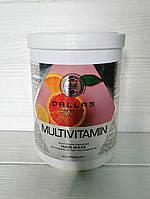 Mультивитаминная энергетическая маска Dallas Mulivitamin с экстрактом женьшеня и маслом авокадо 1л