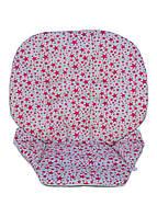Чехол DavLu к стульчику для кормления Wonder Kids Звезды на молочном (Ch-601), фото 1