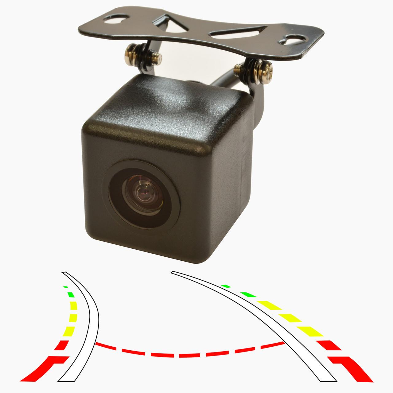 Камера заднего вида Prime-X D-5 (с динамической разметкой)