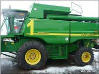 Комбайн зерноуборочный John Deere 9660 STS