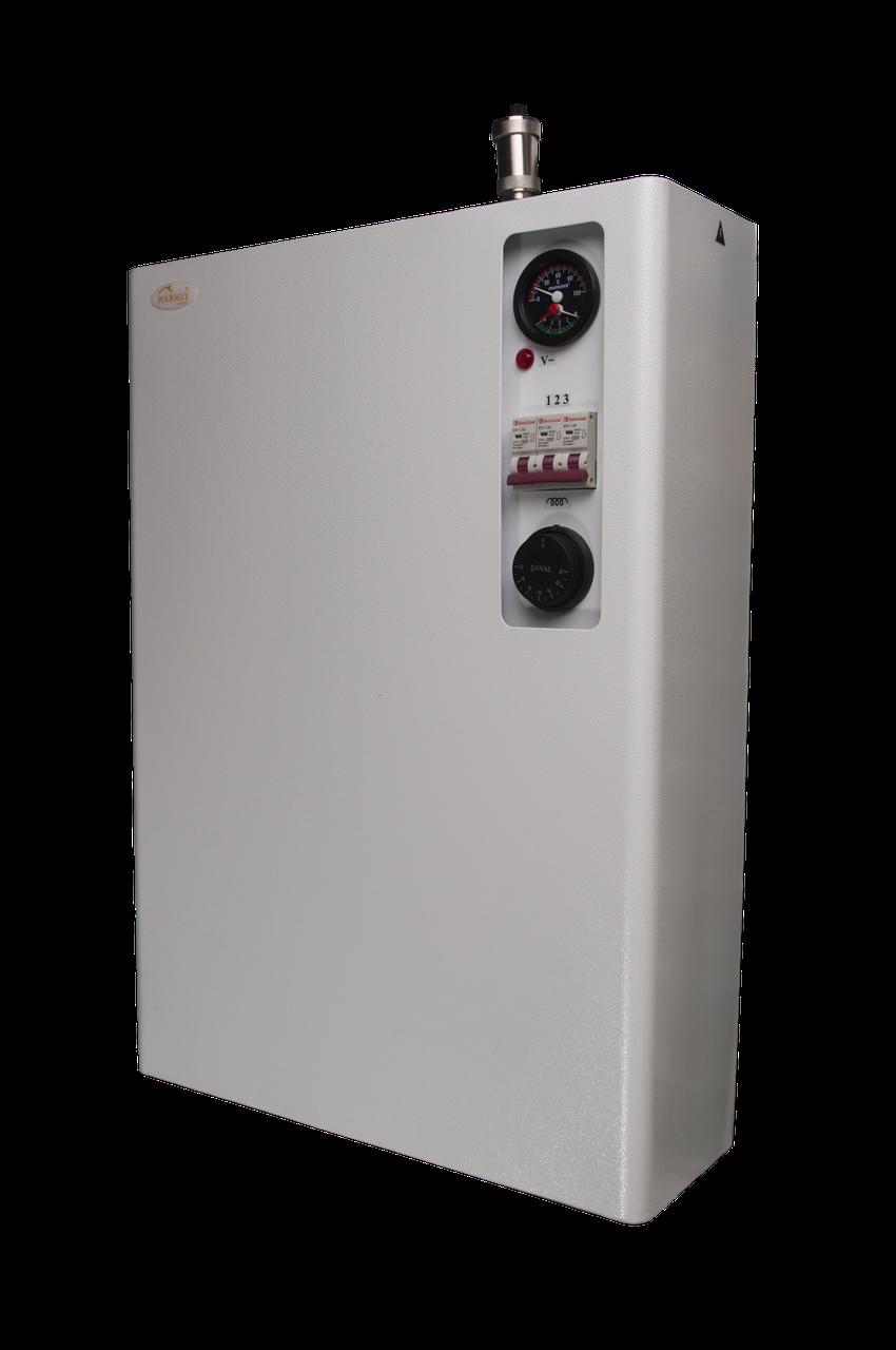 Котел электрический WARMLY PRO Series 15 кВт 380 В