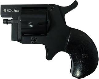 Стартовый револьвер Ekol Arda Matte Black (8 мм, пистолетный)