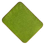 Термоковрик электрический Теплик 50х60 с термо- и гидроизоляцией светло-зеленый, фото 2