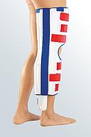 Ортез коленный иммобилизирующий с поддержкой голени medi PTS - 45 см, Универсальный