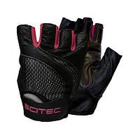 Перчатки Scitec Nutrition Pink Style (размер S) скайтек нутришн пинк стаил