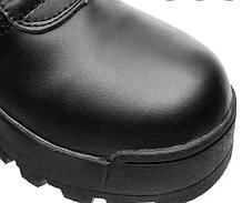 Чёрные тактические ботинки Берцы Swat classic 9.0, фото 2