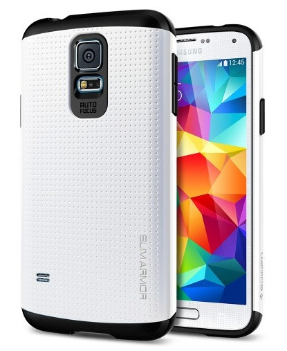 Чехол для Samsung Galaxy S5 Mini G800 SGP Slim Armor