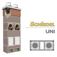 Дымоход Schiedel UNI (Шидель) - двухходовой с вентиляцией