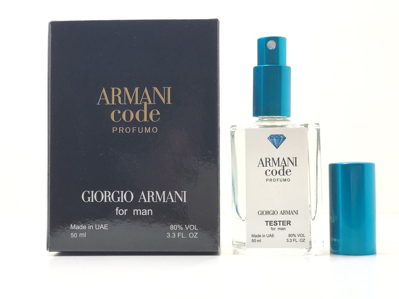Парфюм Giorgio Armani Code Profumo (Джорджио Армани Код Профумо) 50 мл Diamond - реплика