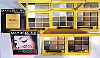 Тени MAYBELLINE the Rocket 9 color eyeshadow, фото 1