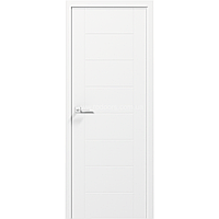 Межкомнатная дверь RODOS CORTES JAZZ белый мат