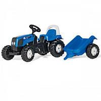 Трактор на педалях | Веломобиль | Rolly Toys | Smoby | Falk | Больше 100 моделей от 1,5 до 10 лет.
