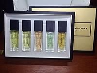 Набор мини-парфюмов Jo Malone 5 по 15мл, фото 1