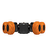 Автомобіль трансформер, трюкової на радіокеруванні JJRC SY005 Stunt Car помаранчевий (JJRC-SY005O), фото 3