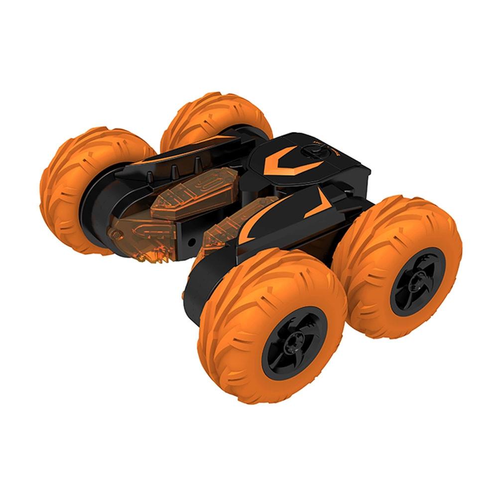 Автомобиль трансформер, трюковой на радиоуправлении  JJRC SY005 Stunt Car оранжевый (JJRC-SY005O)