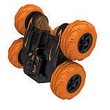 Автомобиль трансформер, трюковой на радиоуправлении  JJRC SY005 Stunt Car оранжевый (JJRC-SY005O), фото 8