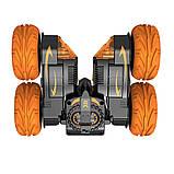 Автомобіль трансформер, трюкової на радіокеруванні JJRC SY005 Stunt Car помаранчевий (JJRC-SY005O), фото 5