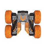 Автомобиль трансформер, трюковой на радиоуправлении  JJRC SY005 Stunt Car оранжевый (JJRC-SY005O), фото 6