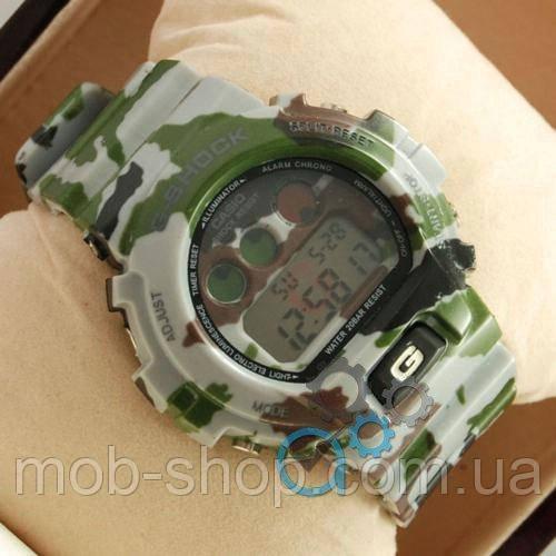 Наручные часы G-Shock DW-6900 Militari Gray