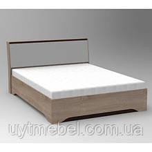 Ліжко Сандра 1600 + під.мех. дуб сонома трюфель (Просто Меблі)