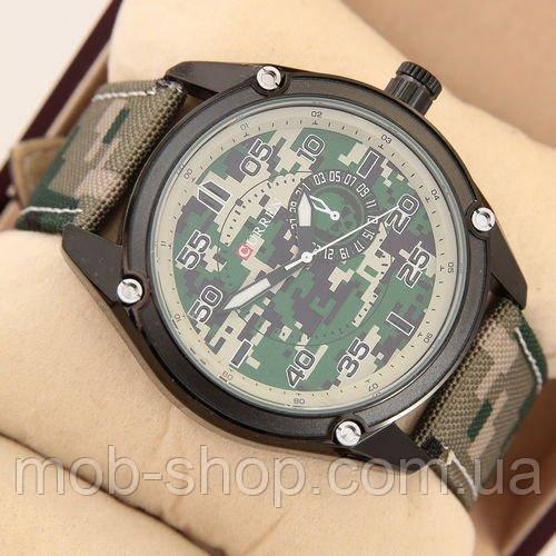Наручные часы Curren Military 8183 Green