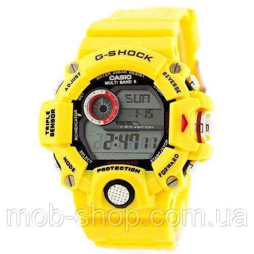 Наручные часы Casio G-Shock GW-9400 Yellow