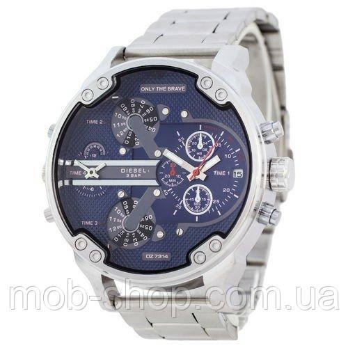 Наручные часы Diesel DZ7314 Steel Silver-Blue