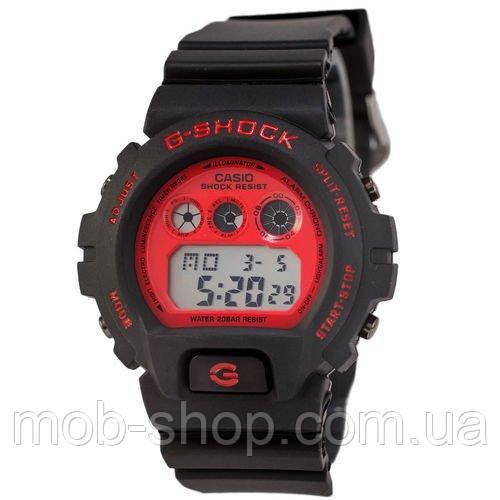 Наручные часы Casio G-Shock DW-6900 Black-Red