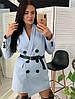 """Женский пиджак """" ZARA NE"""" , костюмная подкладка :нейлон. Размер: С(42-44)М(44-46). Разные цвета. (326), фото 10"""