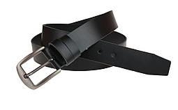 Ремень мужской кожаный джинсовый SULLIVAN  RMK-35(7) 115-150 см черный
