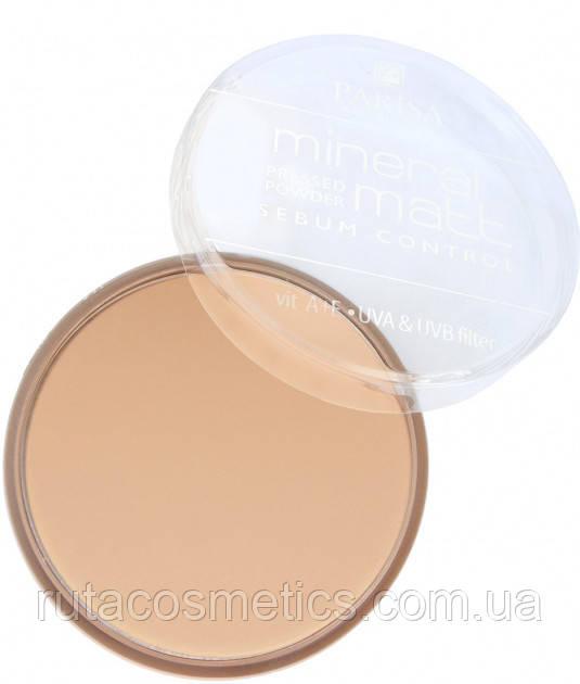 Parisa Cosmetics Mineral Matt Powder Пудра [05]