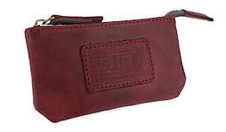 Ключница кожаная сумочка для ключей SULLIVAN k5(5.5) марсала
