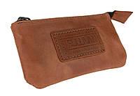 Ключница кожаная сумочка для ключей SULLIVAN k9(5.5) светло-коричневая, фото 1