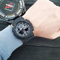 Casio G-Shock GA-100 All Black 0970816242, фото 4