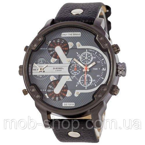Наручные часы Diesel DZ7314 All Black-Gray-Orange