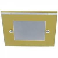 Встраиваемый светильник Feron DL168 золото