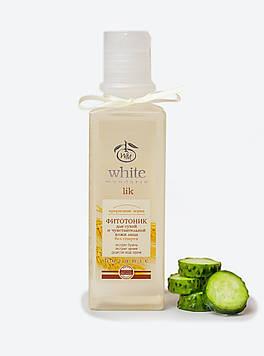"""Фитотоник для сухой и чувствительной кожи лица серии """"Проросшие зерна"""" White Mandarin, 200 мл"""