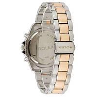 Наручные часы Rolex Daytona Quartz Silver-Gold-Pink-White New, фото 2