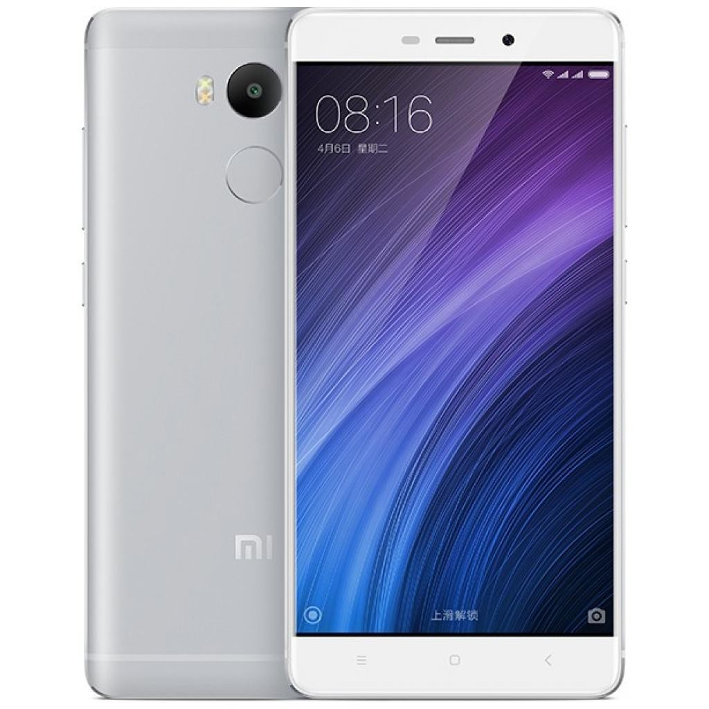 Смартфон Xiaomi Redmi 4 Prime 3/32GB (Silver)