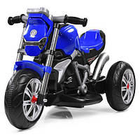 Детский мотоцикл M 3639 - 4, синий