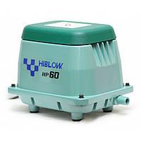 Hiblow HP-60 аэратор для пруда и водоема, узв, септика