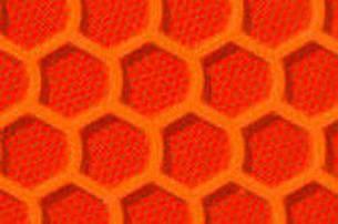 Призматична відображає помаранчева плівка (соти) - ORALITE 5900 High Intensity Prismatiс Grade Orange 1.235 м