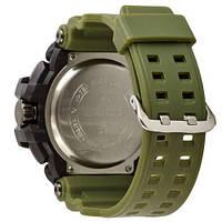 Skmei 1343 Black-Militari Wristband 0970816242, фото 2