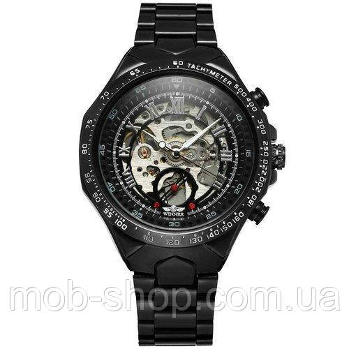 Winner Black-Silver Red Cristal 0970816242