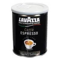 Кофе мол. Lavazza Espresso 250г ЖБ